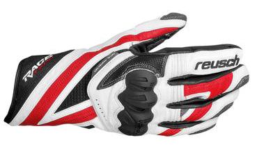 Купить Перчатки горные REUSCH 2012-13 RACE-TEC 12 Giant Slalom white/fire red Перчатки, варежки 855401