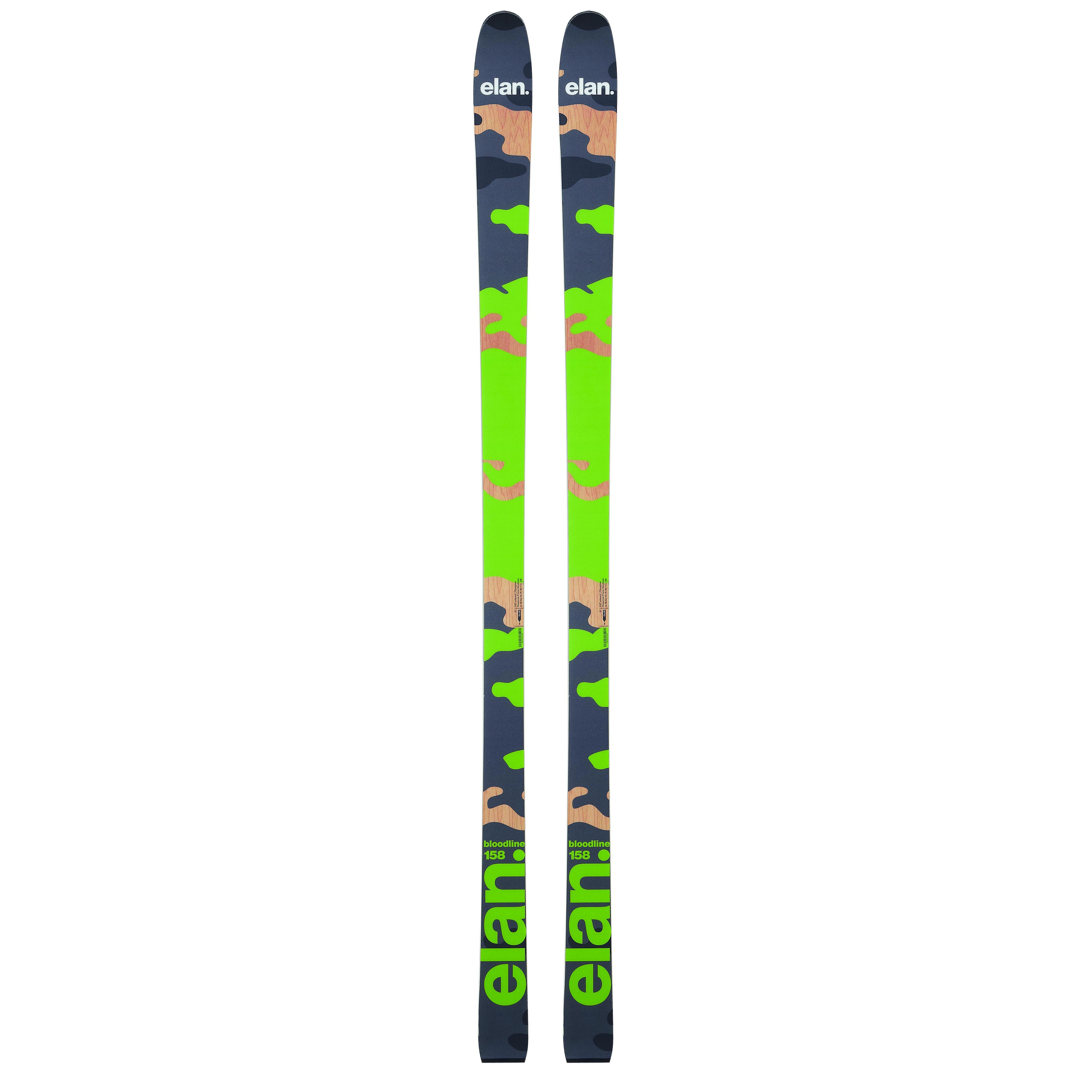 Горные лыжи Elan 2016-17 BLOODLINE (125, 141), лыжи, 1196126  - купить со скидкой