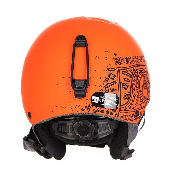 Зимний Шлем Quiksilver 2016-17 Empire B Hlmt Nmj0 Flame