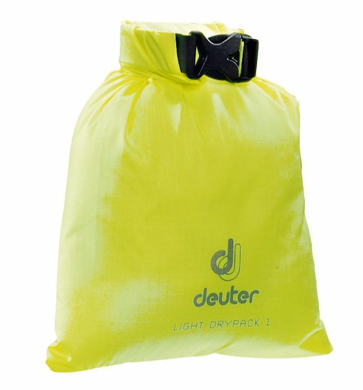 Чехол Водонепроницаемый Deuter 2018 Light Drypack 1 Neon от КАНТ