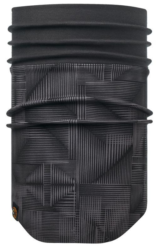 Шарф Buff Windproof Neckwarmer Buff arashi Black-Black-Standard