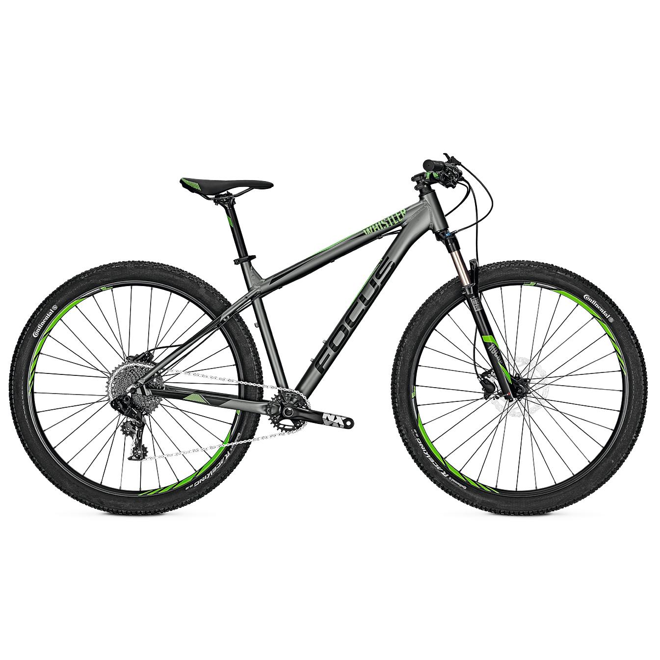 Купить со скидкой Велосипед Focus Whistler Pro 2018 Irongreymatt