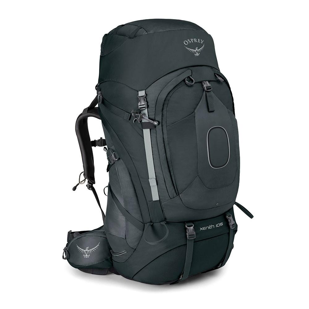 женский рюкзак osprey, серый