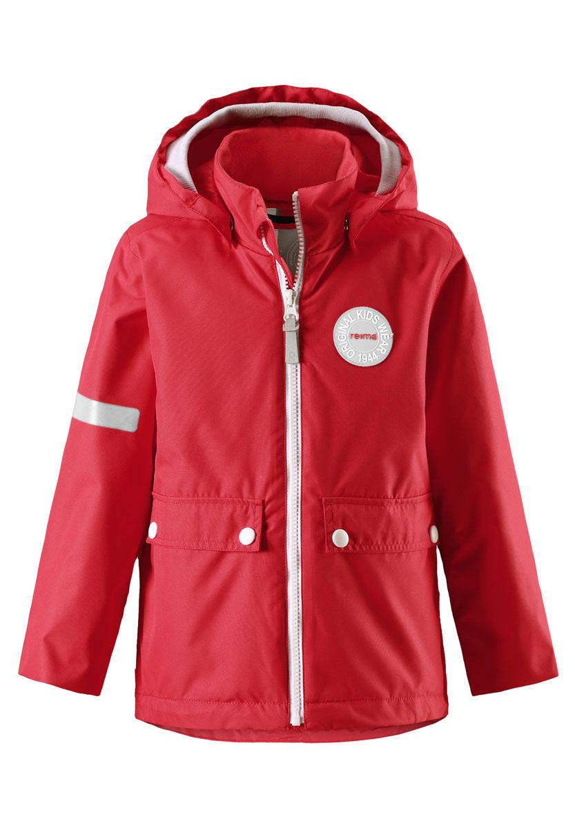 Купить Куртка для активного отдыха Reima 2017 Taag RED, Детская одежда, 1325580