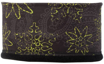 Повязка BUFF POLAR HEADBAND BUFF WILKES / BLACK