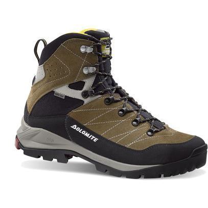 Купить Ботинки для треккинга (высокие) Dolomite 2014 CONDOR CROSS EVO GTX OLIVA-NERO, Треккинговые ботинки, 853407