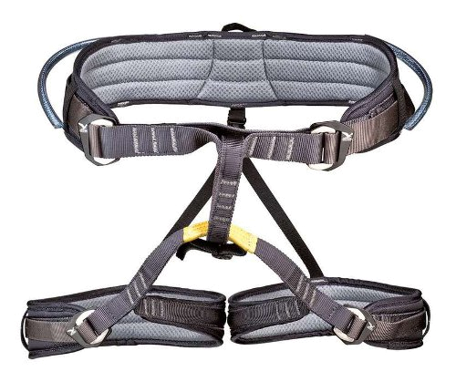 Обвязка Salewa Harnesses TOUR ADJUST HARNESS M ANTHRACITE/BLUE