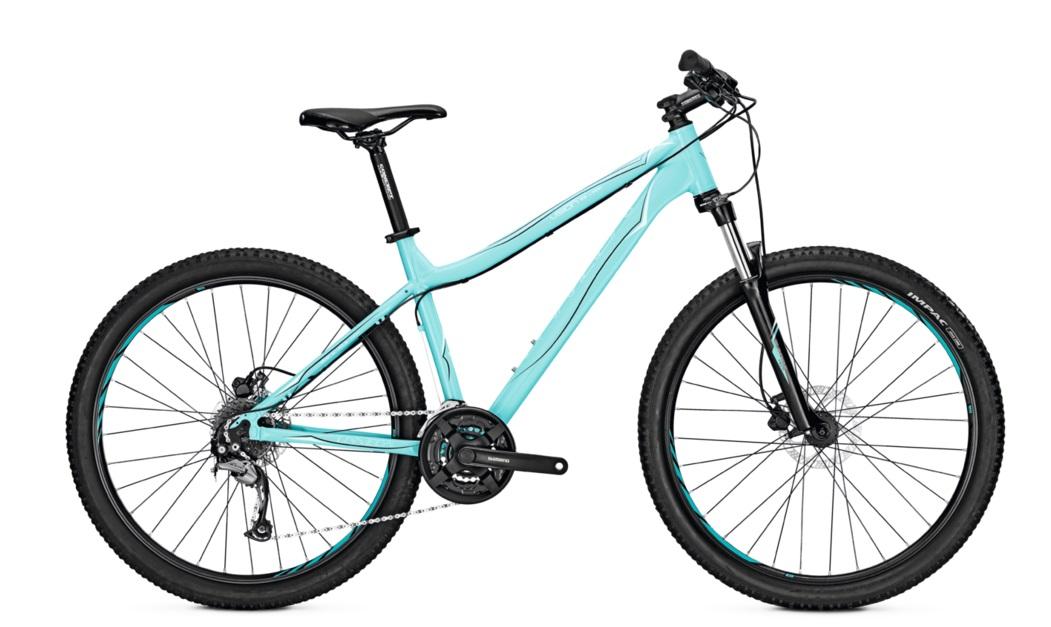 Велосипед Univega Vision 4.0 Sky 2017 Aquablue