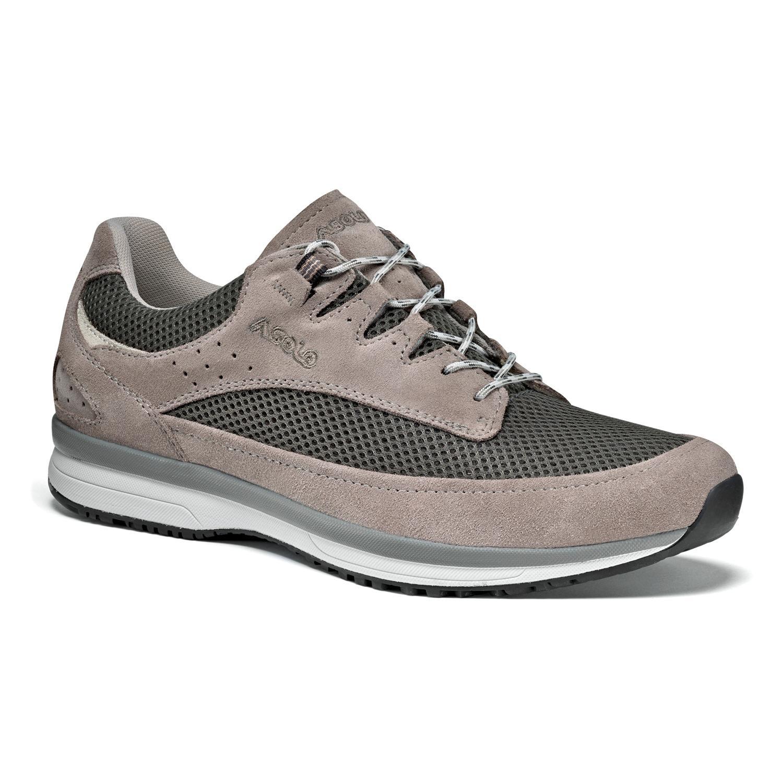мужские кроссовки asolo, черные