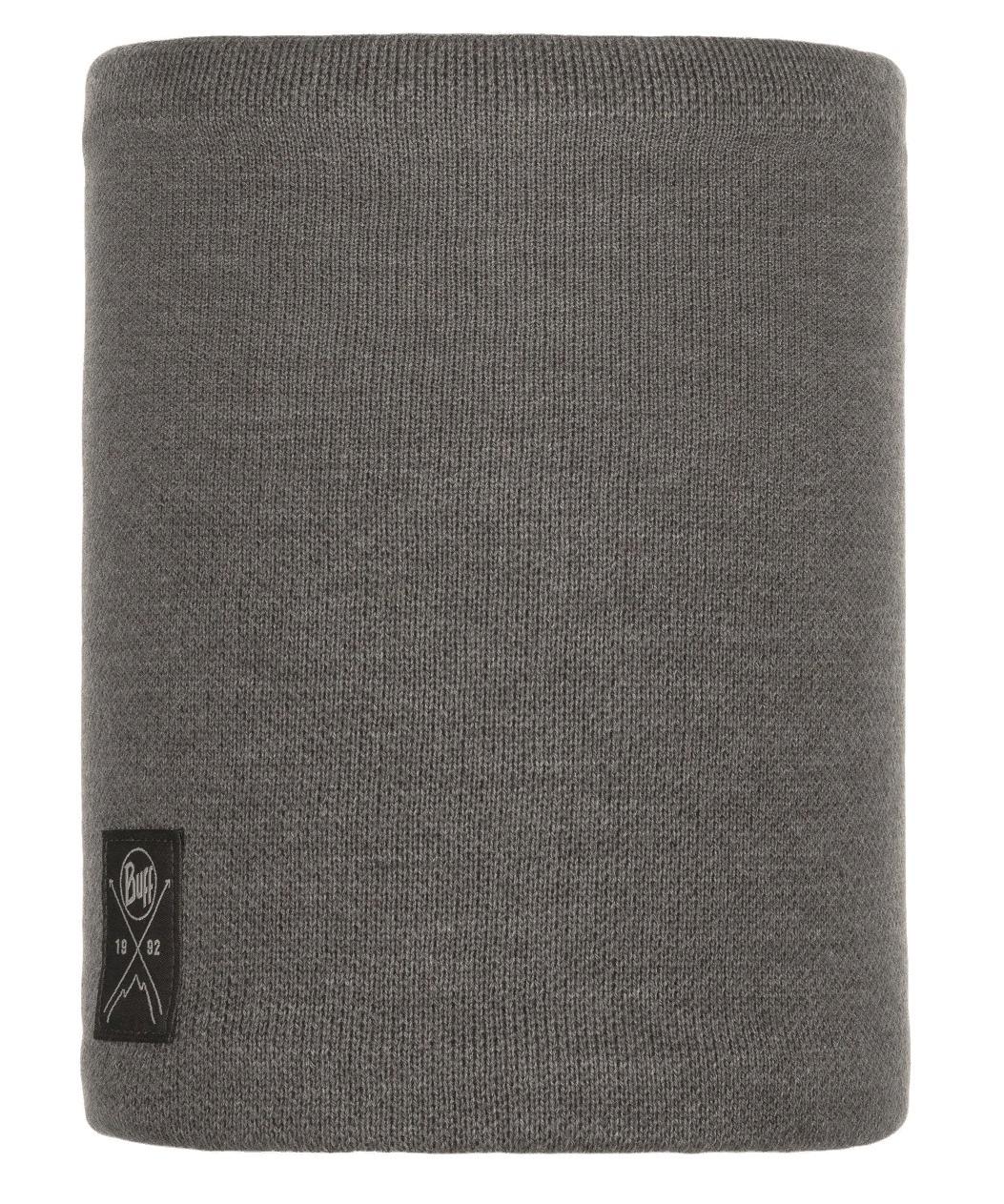 Шарф Buff Knitted & Polar Neckwarmer Neo Grey