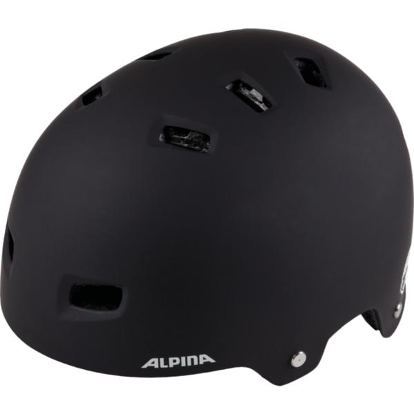 Велошлем Alpina 2018 Alpina Park Black