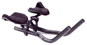 Купить Руль BBB hbar Road AeroBar SB black, Рулевое управление, 214129