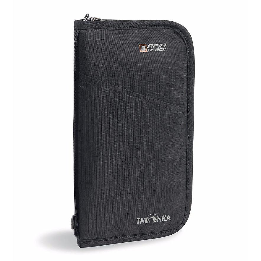 Кошелек Tatonka Travel Zip L Rfid Black