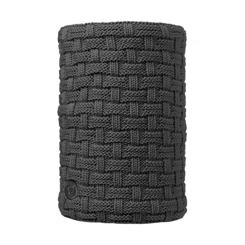 Шарф Buff Knitted & Polar Neckwarmer Airon Melange Grey