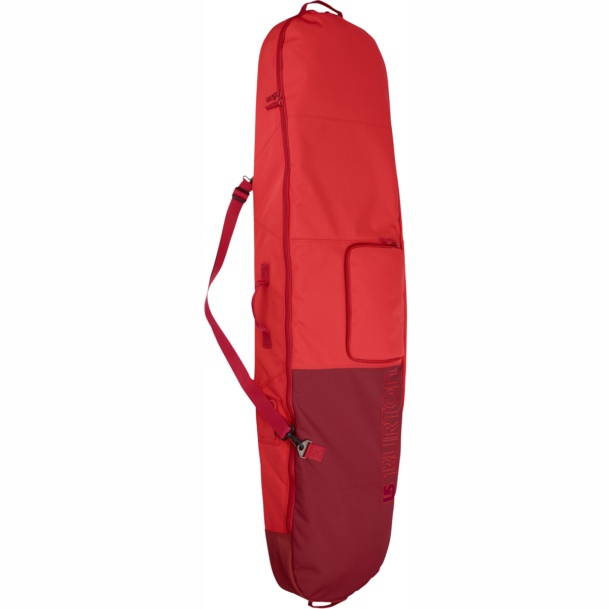 Купить Чехол для сноуборда BURTON BOARD SACK 156 REAL RED TARP Чехлы 1151415