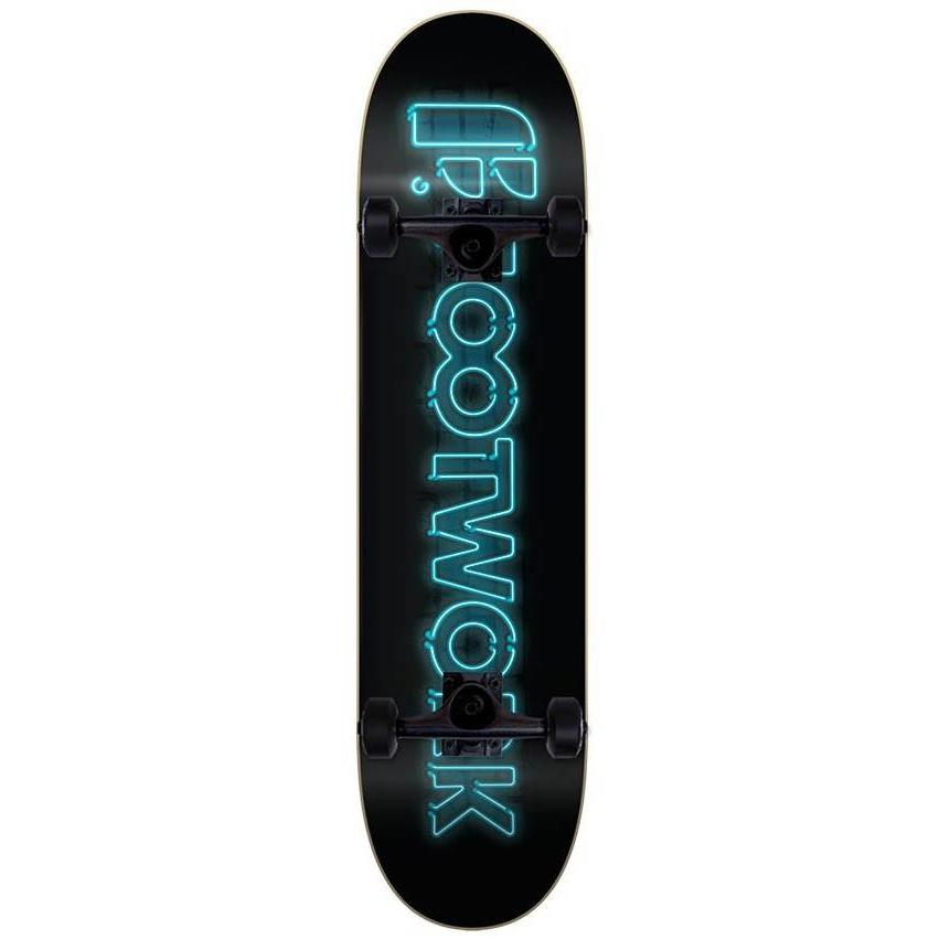 Купить Скейтборд в сборе Footwork 2018 NEON 8 x 31.6, Скейтборды, 1411146