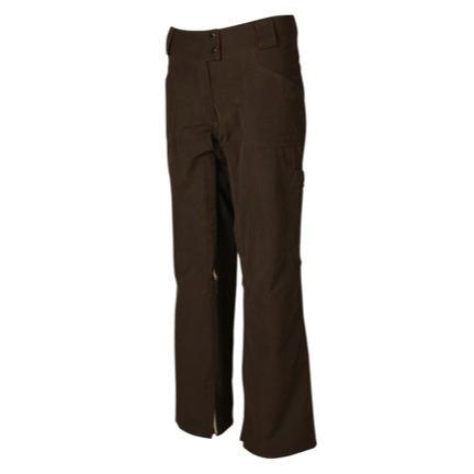 Брюки сноубордические POWDER ROOM 2013-14 SNOWBOARD PANTS DRIVE-THRU CARGO PANT - REGULAR FIT Copper - Distress