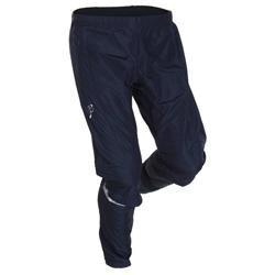 Брюки беговые Bjorn Daehlie Pants WINNER Full Zip (Navy) синий