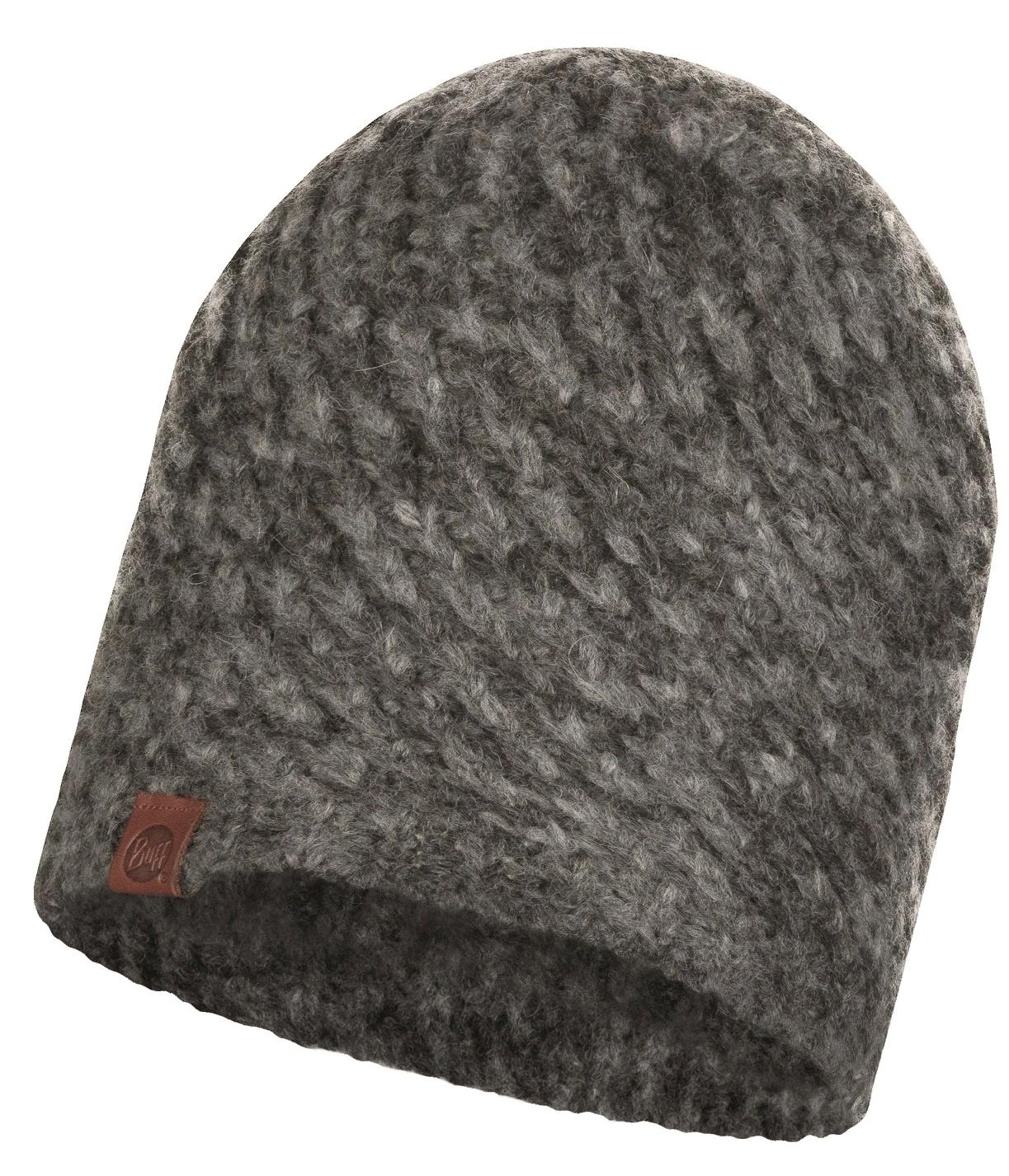 Шапка Buff Knitted Hat Karel Graphite