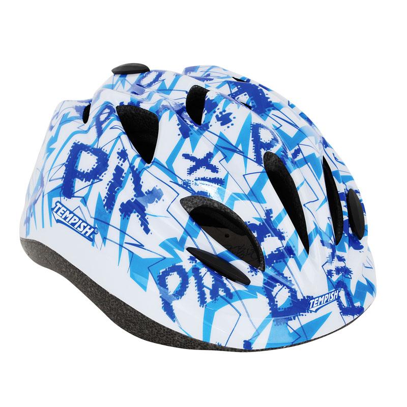 Купить Летний шлем TEMPISH 2016 PIX Голубой, Шлемы велосипедные, 1178547