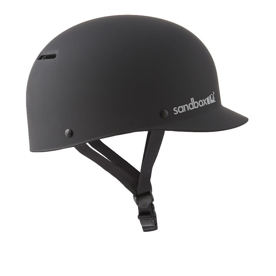 Зимний Шлем Sandbox Classic 2.0 Snow Black (Matte)