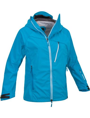 Купить Куртка туристическая Salewa MOUNTAINEERING ALPINDONNA KIM PTX W JKT opale/8490/0010, Одежда туристическая, 1021996