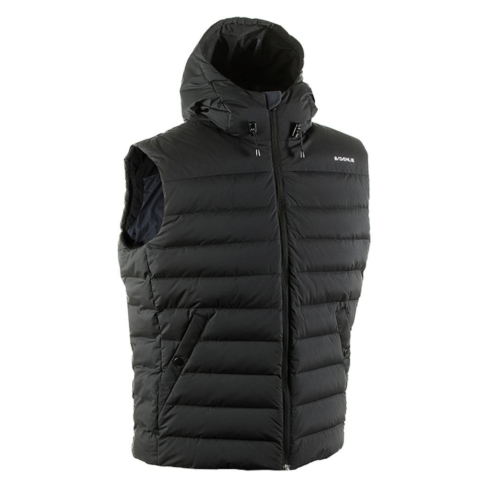 Купить Жилет Беговой Bjorn Daehlie 2017-18 Vest Afterski Black, мужской, Одежда для бега и фитнеса