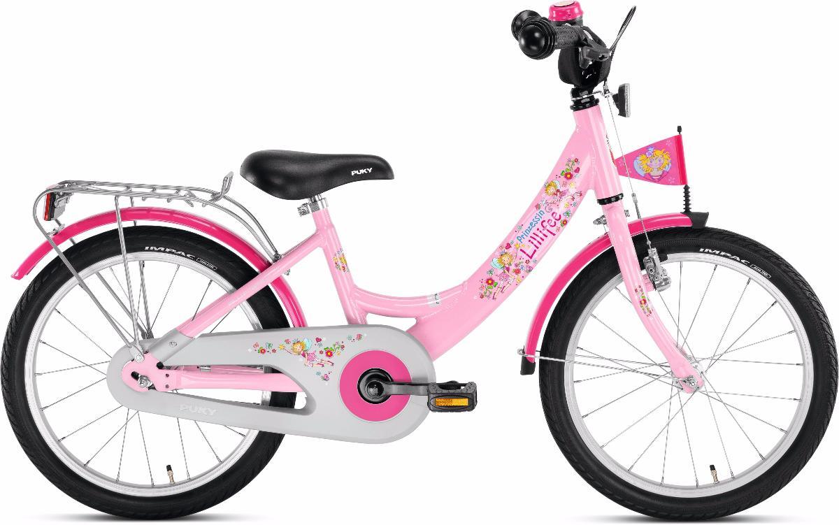 Велосипед Puky Zl-18-1 Alu 2016 Lillifee