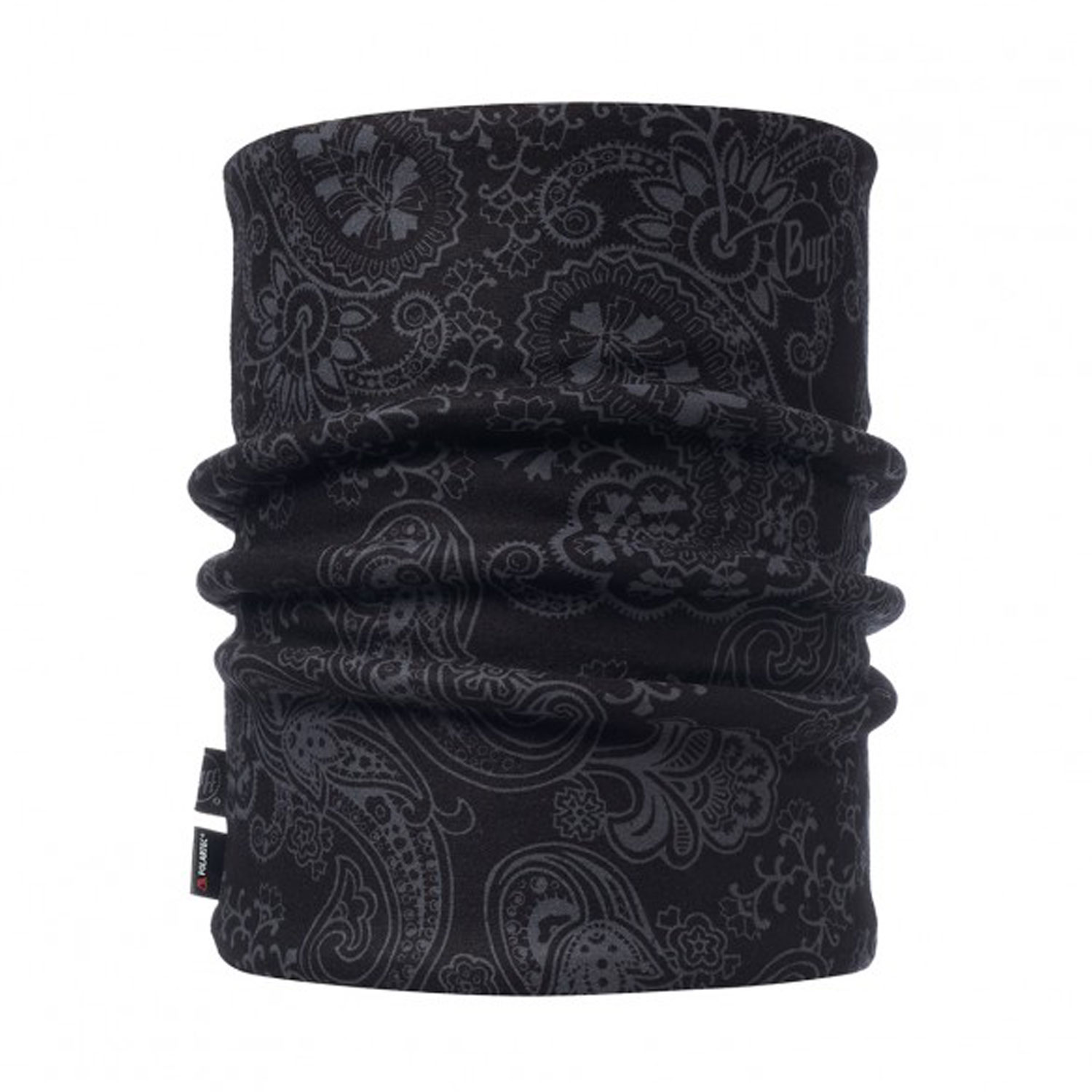 Шарф Buff Reversible Polar Neckwarmer Afgan Graphite