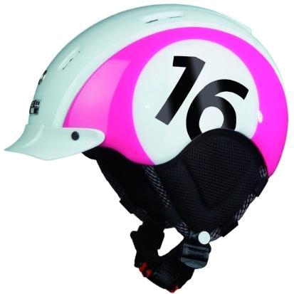 Зимний Шлем Casco Mini-Pro NO. 16, PINK (1863.)