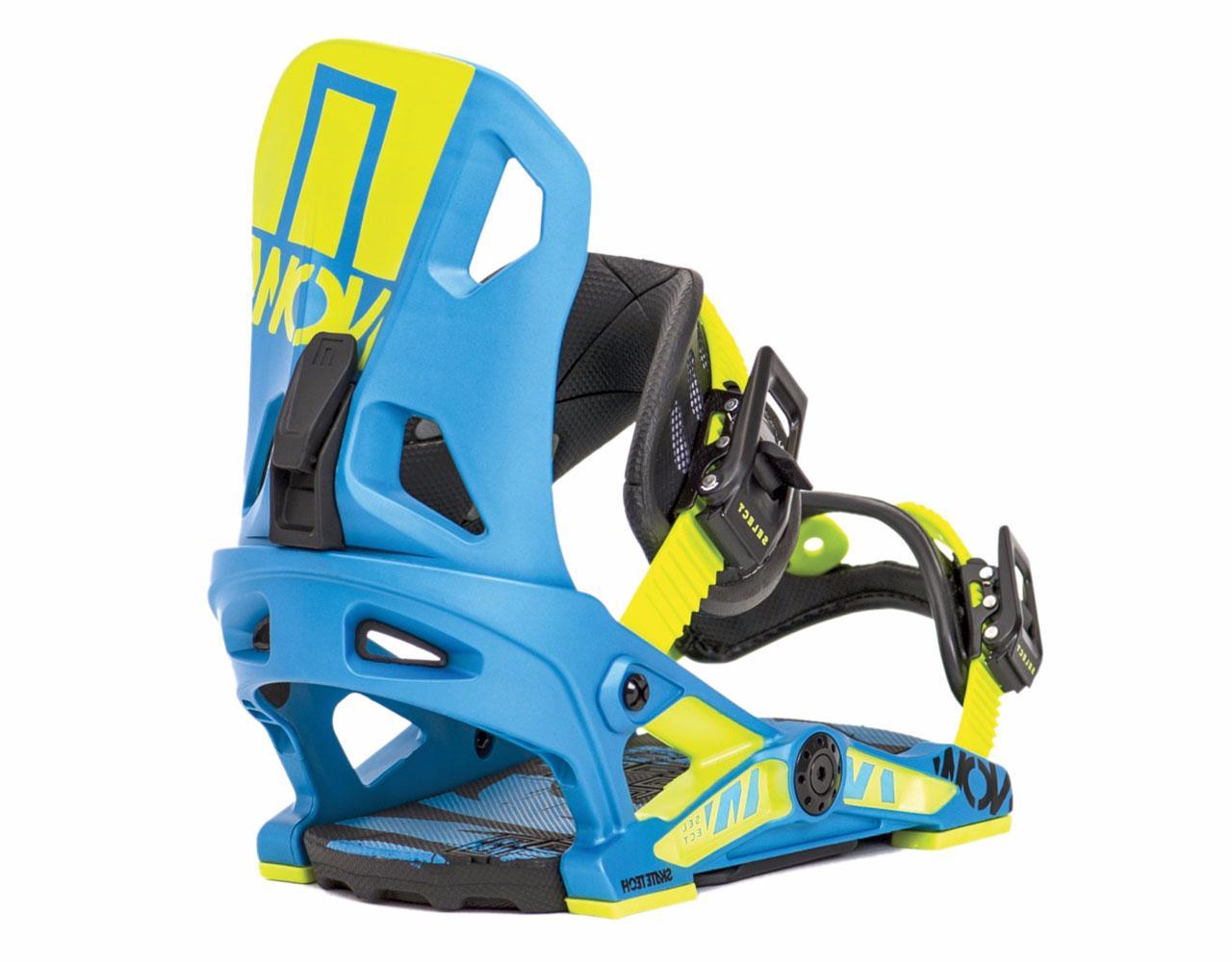 d82122ba4271 Сноуборд крепления NOW SELECT BLUE - купить недорого, цены в ...