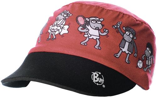 Купить Кепка BUFF VISOR EVO 2 PIPOL Банданы и шарфы Buff ® 721363