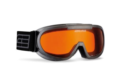 Очки Горнолыжные Salice 507Da Black/orange от КАНТ