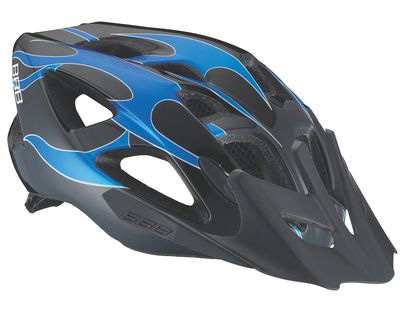Летний Шлем Bbb Solo Black Blue