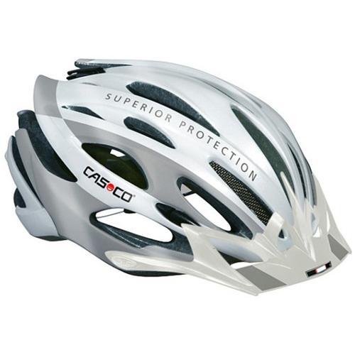 Летний Шлем Casco Daimor Mountain Xm White-Silver Matt