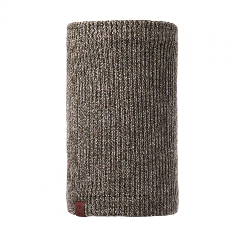 Шарф Buff Knitted & Polar Neckwarmer Lyne Taupe Brown