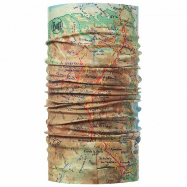Купить Бандана BUFF CAMINO HIGH UV BUFF® GEO Банданы и шарфы Buff ® 1149725
