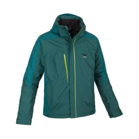 Куртка туристическая Salewa MOUNTAINEERING MEN TETON PTX/PF M JKT fir/8820/5310