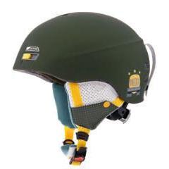 Купить Зимний Шлем Alpina FREERIDE MENGA olive matt Шлемы для горных лыж/сноубордов 1131210