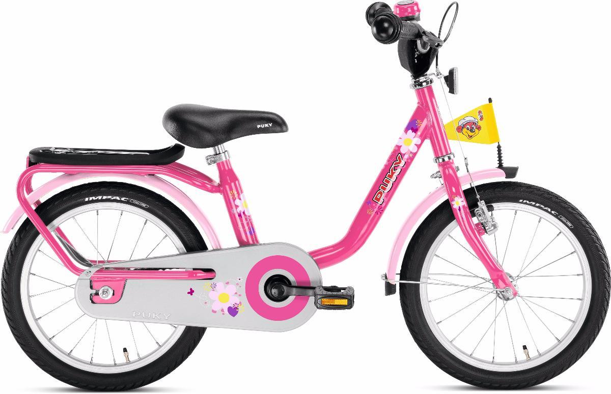 Велосипед Puky Z6 2016 Lovely Pink