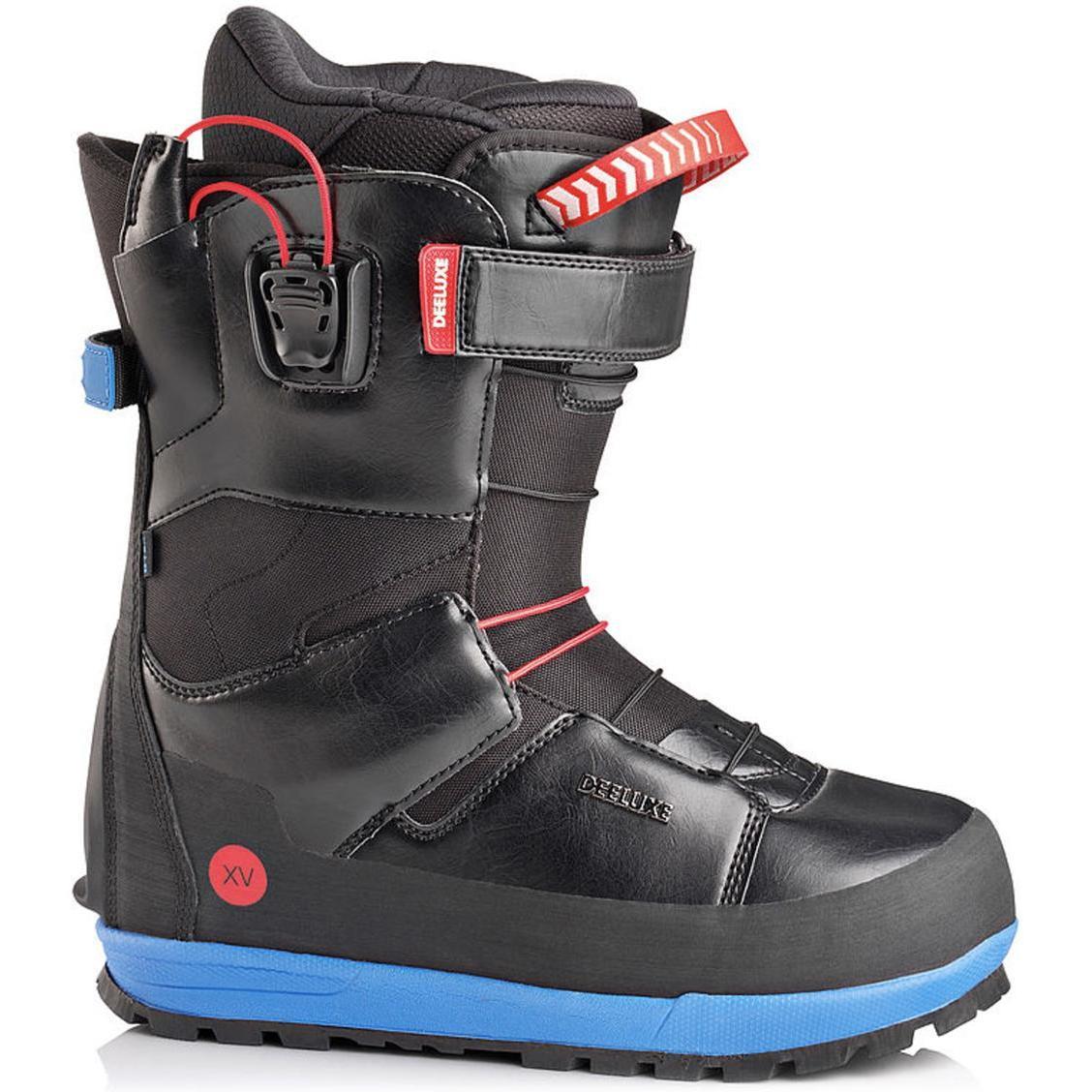 Ботинки для сноуборда DEELUXE 2018-19 Spark XV TF black - купить ... 2540ec108d5