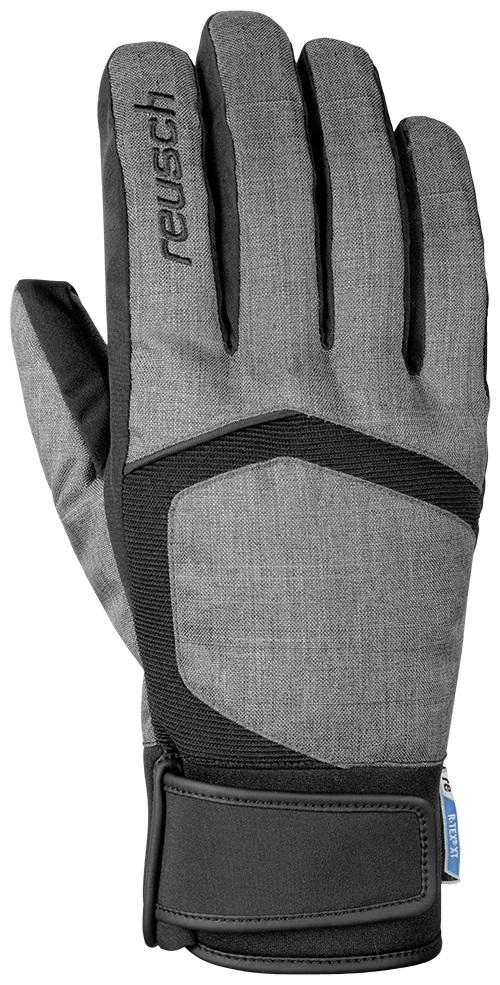 женские перчатки reusch, серые
