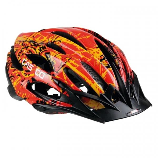 Летний Шлем Casco Sport Mountain Daimor Mountain Red от КАНТ