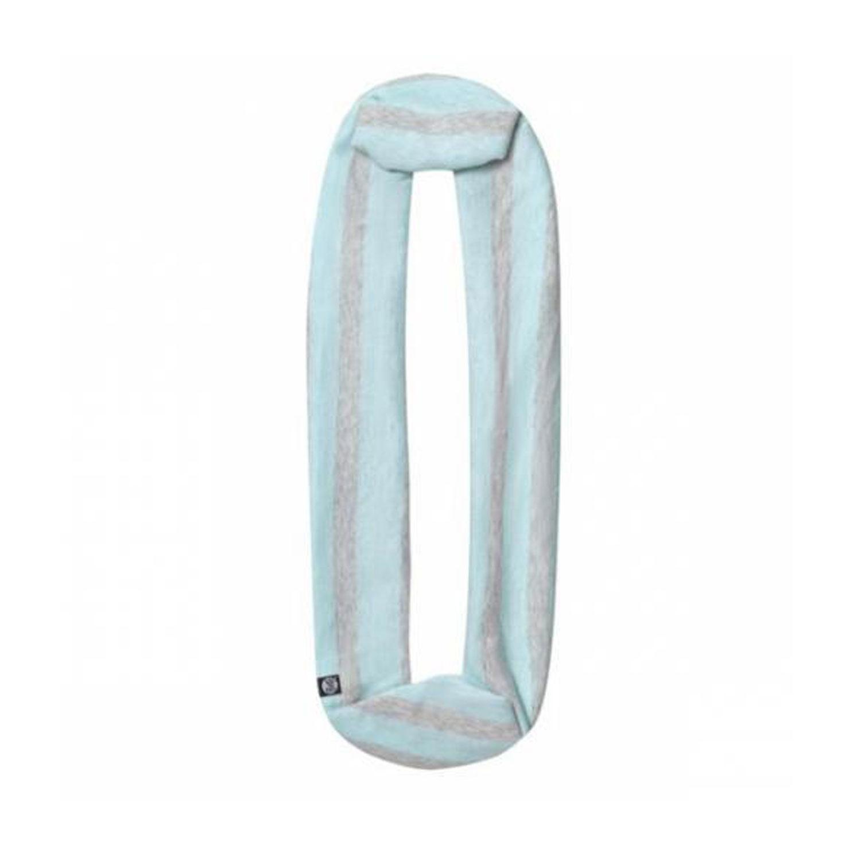 Шарф Buff Cotton Infinity Aqua Stripes