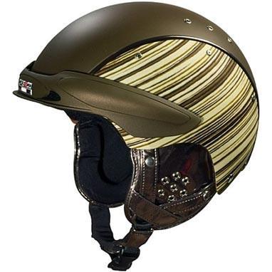 Купить Зимний Шлем Casco SP-3 Edelholz Montagne (green-brown touched) Шлемы для горных лыж/сноубордов 599185
