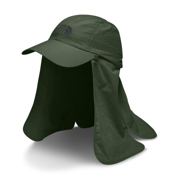 женская шапка the north face