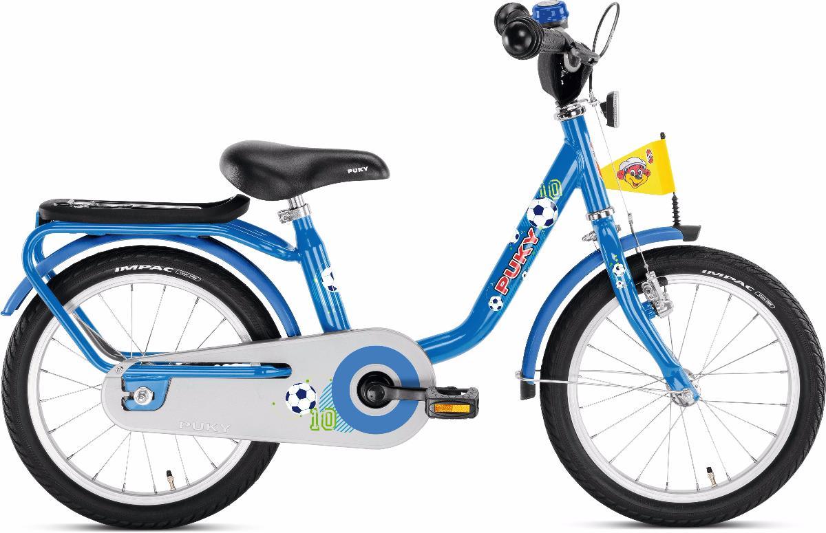Велосипед PUKY Z6 2016 light blue, До 6 лет (колеса 12 -18 ), 1326432  - купить со скидкой