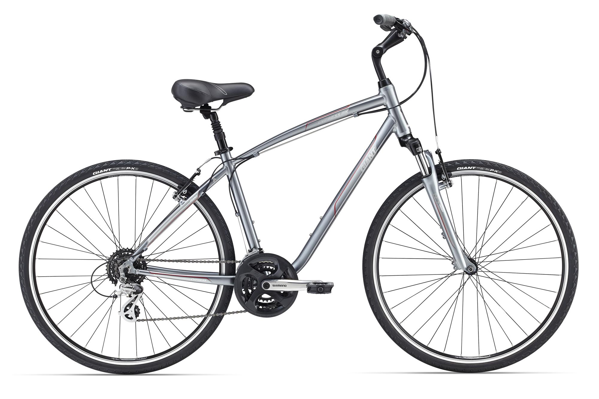 Велосипед Giant Cypress DX 2016 Navy Blue / Темно Синий, Комфортные, 1262235  - купить со скидкой