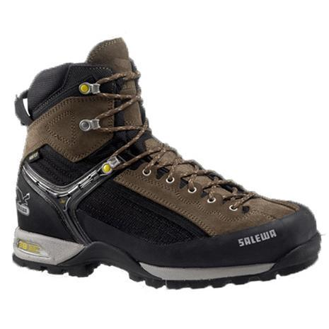 Ботинки для треккинга (Backpacking) Salewa Trekking MS HARRIER TREK GTX (M) walnut-black