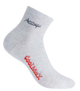 Купить Носки ACCAPI JOGGING (white) белый, Носки, 801746